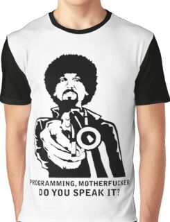 Programming is killer Graphic T-Shirt