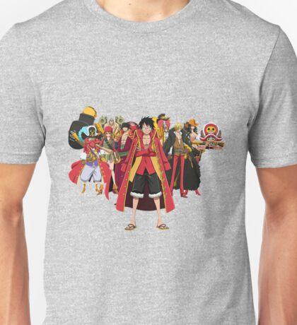 luffy team Unisex T-Shirt