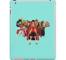 luffy team iPad Case/Skin