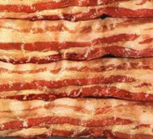 Either you like bacon, or you're wrong Sticker