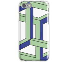 Impossible cube iPhone Case/Skin