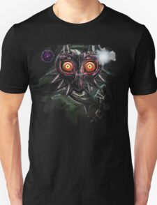 Legend of Zelda Majora's Mask Dark Link T-Shirt