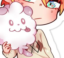 Mystic Messenger x Pokemon - SaeranSticker  Sticker