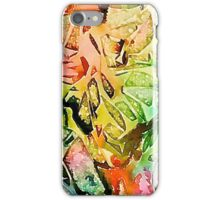 Abstraction or Foundation II iPhone Case/Skin