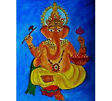 Ganesh, Remover of Obstacles Photographic Print