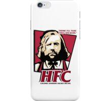 Colonel Sandor: The hound fried chicken (HFC) - Kentucky parody.  iPhone Case/Skin