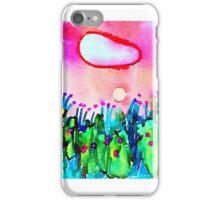 Conceptual Child - Neon Attempt iPhone Case/Skin