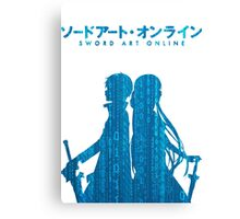 Sword Art Online - Fan Art Canvas Print