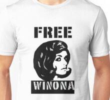 FREE WINONA!! Unisex T-Shirt