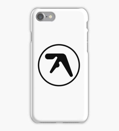 Aphex Twin Logo iPhone Case/Skin