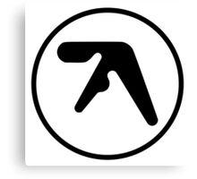 Aphex Twin Logo Canvas Print