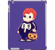Halloween Kids - Skeleton iPad Case/Skin