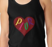 Live The PLUR Life Tank Top