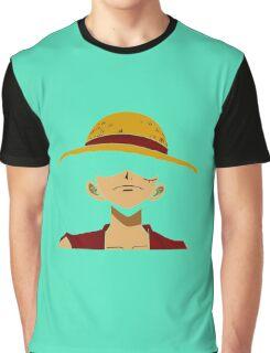 straw  hat luffy  Graphic T-Shirt