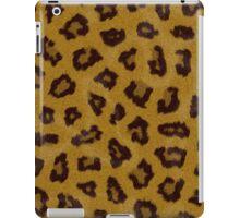 Gheetah fur  iPad Case/Skin
