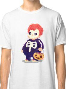 Halloween Kids - Skeleton Classic T-Shirt