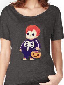 Halloween Kids - Skeleton Women's Relaxed Fit T-Shirt