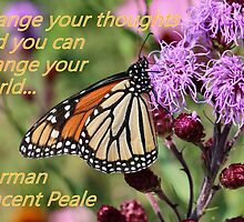 Change your thoughts Card by Keala