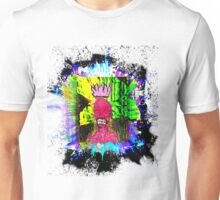 King of Meat and Color. Unisex T-Shirt