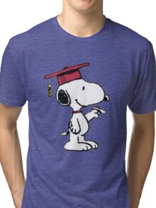 bachelor school Tri-blend T-Shirt