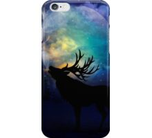 Mid-Winter Moon - The Call iPhone Case/Skin