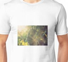 Poppy in sunlight Unisex T-Shirt
