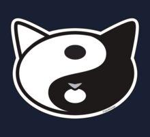 Meow Yin Yang Kids Tee
