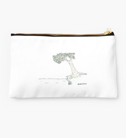 Seaside Tree - Color Studio Pouch