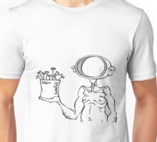 Head Like A Hole Unisex T-Shirt