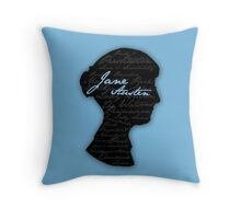 My Jane Throw Pillow