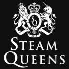Steam Queens Design 02 by areid89