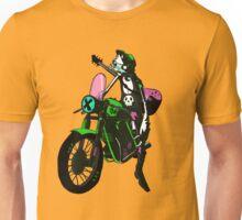 RETRO FUTUR PUNK MONKEY... Unisex T-Shirt