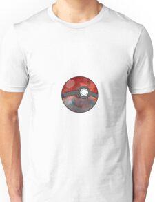 Galaxy Pokeball  Unisex T-Shirt