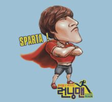 Running man Kim jong kook by thias13