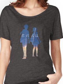 Kimi no na wa Women's Relaxed Fit T-Shirt