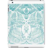 Ripple light mirror #1 iPad Case/Skin