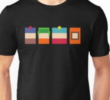 South Park Digital Studios Logo Unisex T-Shirt