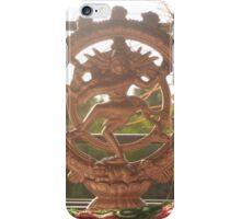 Nataraj Statue  iPhone Case/Skin