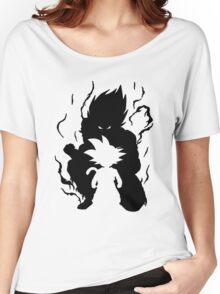 DRAGON BALL Z SUPER SAIYAN GOKU  Women's Relaxed Fit T-Shirt
