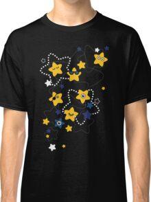Dark Night Stars Classic T-Shirt