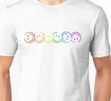 Happy and Gay - Inside Out Unisex T-Shirt