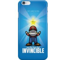 Super Mario X Kanye Invincible MashUp iPhone Case/Skin