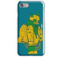 BEER DWARF iPhone Case/Skin