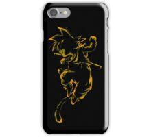 warrior shadow iPhone Case/Skin