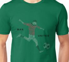 Man United Gift - Top Scorers Unisex T-Shirt