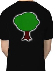 TREE, Cartoon Classic T-Shirt