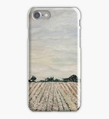 Cloudy Delta iPhone Case/Skin