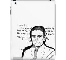 Alan Turing iPad Case/Skin
