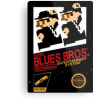 Super Blues Bros. Metal Print