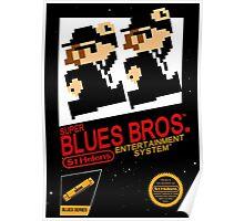Super Blues Bros. Poster